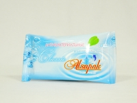 Салфе тка волога Алсупак 15 шт Антибактериальная/100
