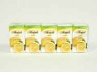 """Носова хустинка """"Алсу-Пак""""  \160   лимон"""
