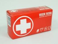 Перчатки мед. Латексні High Risk  ХL \25пар