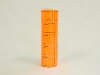 Ценник бол-6м/5  оранжевый