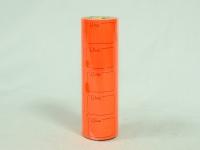 Ценник бол-6м/5  темно-оранжевый