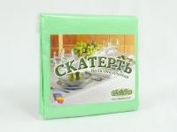Скатерть Калуш 1,2х2,0м  салатовая