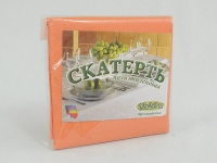 Скатерть Калуш 1,2х2,0м  оранжевая