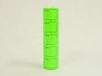 Ценник бол-3м/5  зеленый
