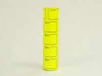 Ценник бол-3м/5  желтый
