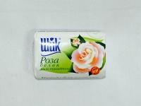 "Мило""Шик"" 70 гр туалетне\84 Троянда біла"