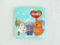 Салфетка 2 шар. я-Ruta 20л\17  НГ Подарунок Ароматизовані