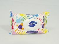 Салфе тка волога PROK 72 шт\12 Антибактериальна