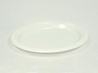 Тарілка 260/10 Біла Овальна PREM (100 шт)