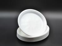 Тарілка 310/12 Біла Овальна PREM (100 шт)