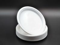 Тарілка 260/16 Біла Плоска PREM (100 шт)