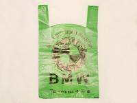 "Пакет ""BMW"" (44*70) BIG МАХ 45мк зелений \50\500"