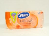 Туалетний папір Zewa Deluxe 8шт\7 Персик