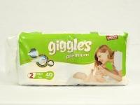Підгузники Giggle MINI 2 (40шт) Premium\4
