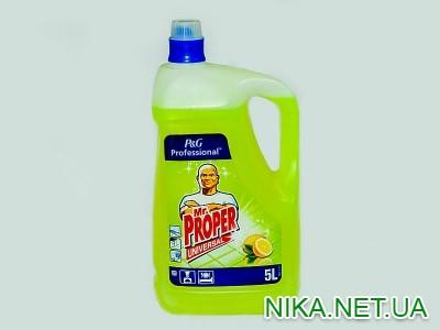 Жид-сть д/пола Mr.Proper 5л   лимон